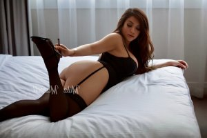 Kamelia live escort and massage parlor